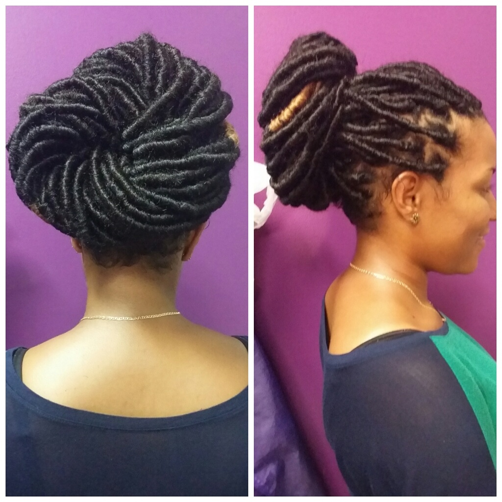 Crochet Box Braids Bun : Box Braids In Augusta Ga hairstylegalleries.com